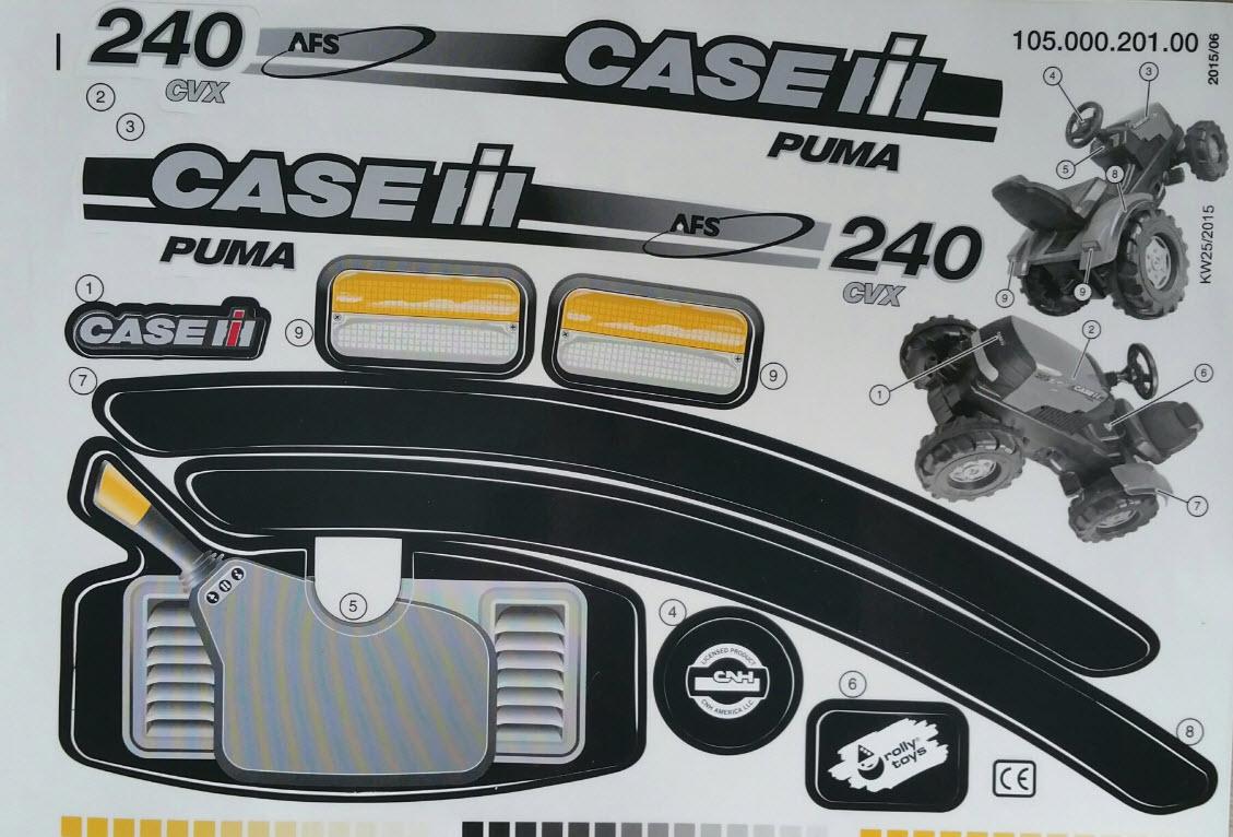 Schlepperbezeichnung aufschrift aufkleber motorhaube zetor