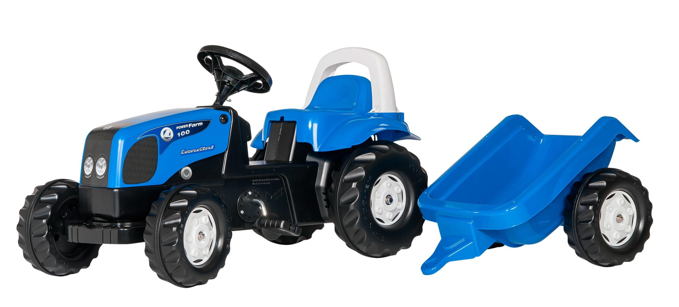trettraktoren rolly toys traktoren rollykid rolly kid. Black Bedroom Furniture Sets. Home Design Ideas